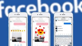 Facebook prueba incluir anuncios publicitarios en su aplicación de Chat Messenger