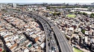 Autorizan a la Ciudad tomar deuda por US$ 100 millones para obras en la Villa 31