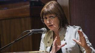 """Patricia Bullrich: """"La discusión política sobre el desalojo de Pepsico no tiene sentido porque fue una orden judicial"""""""