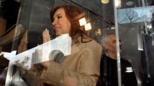 """Cristina Kirchner: """"las reformas esconden la pérdida de derechos"""""""