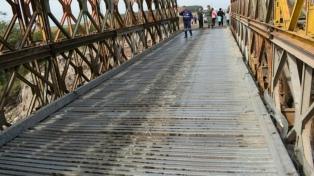 Sigue interrumpida la ruta 12, a la altura del arroyo Ibiru Cuá