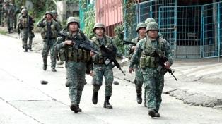 Mindanao: la policía y el ejército reclaman extender la ley marcial