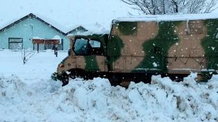 El Gobierno realiza operativos en las zonas afectadas por la ola polar