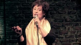 Ana María Bovo ofrecerá performances de narrativa oral
