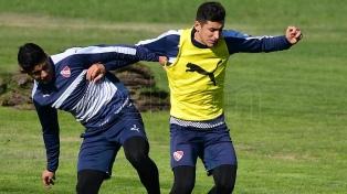 Independiente goleó a Villa San Carlos, en un amistoso