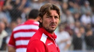 Gabriel Heinze asumirá esta tarde la conducción técnica de Vélez