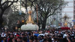 Comenzó el Triduo de la Virgen del Milagro de Salta
