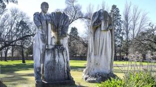 Las huellas del colosal monumento que se pensó en memoria de Evita