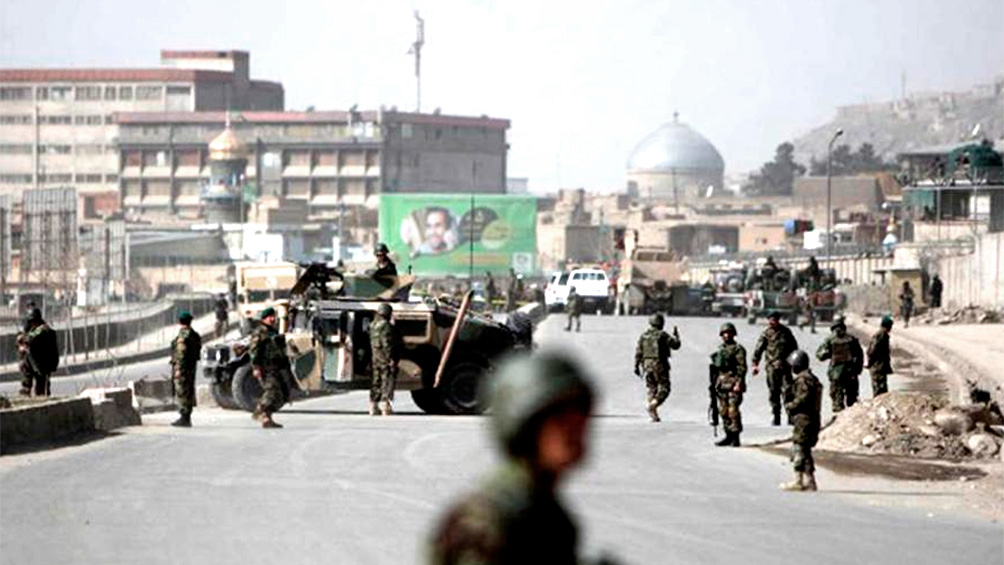 Con expectativas, arranca un alto el fuego entre talibanes, fuerzas de EEUU y afganas