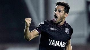 Lautaro Acosta descartado en Lanús para enfrentar a Independiente