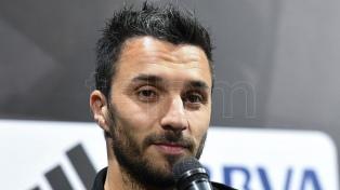 """Scocco: """"Nunca fui un delantero que necesita el gol para cumplir"""""""