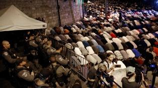 Israel finalizó la retirada de los detectores de metal de la Explanada de las Mezquitas