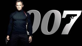 Daniel Craig será nuevamente el agente 007