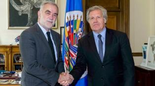 La OEA contrató a Moreno Ocampo para que la asesore en el caso de Venezuela