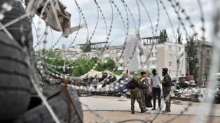 Moscú advierte a Washington que no debe entregar armas a Ucrania