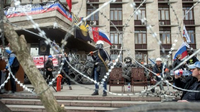 Ucrania corta el suministro de electricidad a Donbass