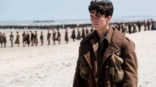 """""""Dunkerque"""": la supervivencia en la subjetividad de Nohlan"""