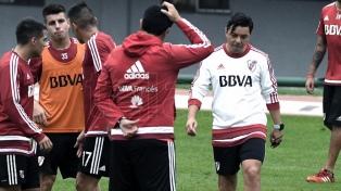 Gallardo repetirá el equipo para jugar ante Instituto por la Copa Argentina
