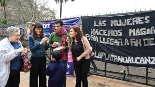 Los precandidatos de 1País lanzaron la campaña porteña con ejes en la economía doméstica y el rol de las mujeres