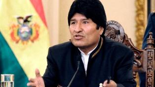 La oposición envía a la CIDH un reclamo contra la postulación de Evo Morales