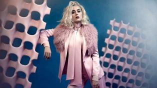 Katy Perry será la presentadora de los Premios MTV VMAs 2017