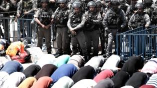 Dos palestinos muertos y más restricciones en la Explanada de las Mezquitas