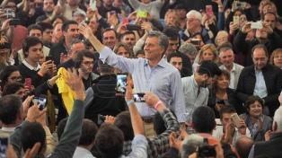 """Macri criticó al kirchnerismo: """"Ahora vienen con planes y soluciones que en tantos años no aplicaron"""""""