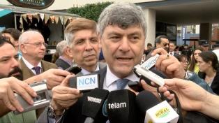 """Buryaile destacó el """"esfuerzo"""" del Gobierno nacional para controlar el voto ilegal"""