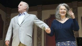Barenboim y la gran pianista Martha Argerich: 70 años de amistad y química