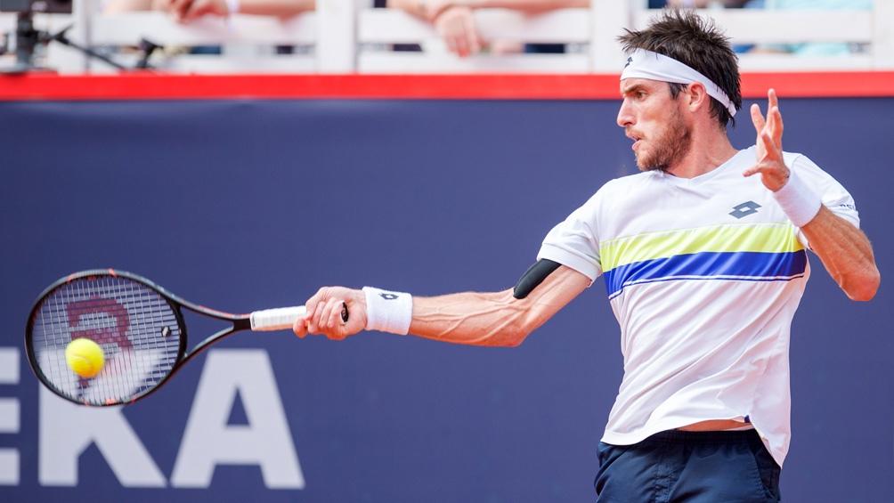 Delbonis se metió en cuartos de final — Argentina Open