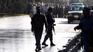 Al menos 11 muertos por un ataque suicida cerca de la zona de embajadas en Kabul