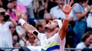 Mayer debutó en Basilea con un triunfo ante el alemán Mischa Zverev