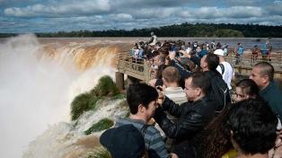 El turismo dentro del país creció 2,2% en enero y menos argentinos viajaron al exterior