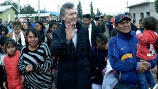 Macri supervisa esta semana obras en Tucumán, Jujuy y la provincia de Buenos Aires