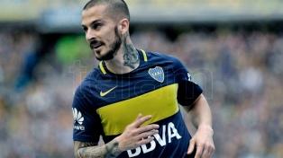 Benedetto trabajó con normalidad y jugará el domingo contra Chacarita por la Superliga