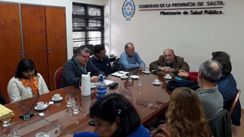 SALTA: Lanzan la campaña de invierno 2018 para prevenir enfermedades respiratorias