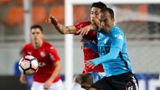 Independiente derrotó a Iquique y pasó a los octavos de final