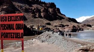 Avanzan las gestiones en Mendoza para la construcción de la represa Portezuelo del Viento