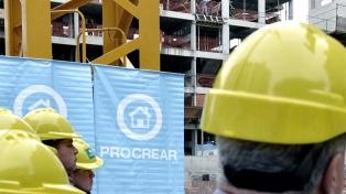 Frigerio resaltó que con el nuevo Procrear 10.000 familias accederán a la vivienda propia