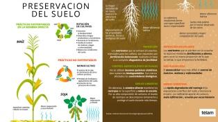 Preservación de los suelos: un desafío para el campo argentino