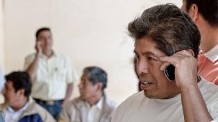 Indígenas crearon una red de telefonía celular y conectividad comunitaria
