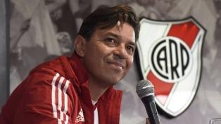El técnico Gallardo cuidó a varios titulares en el ensayo ante el sub 23 de Inter de Porto Alegre