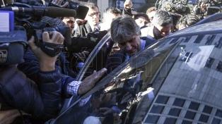 Boudou fue sobreseído en el juicio oral por la supuesta falsificación de los papeles de un auto