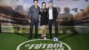 Suar y Julieta Díaz protagonizan una comedia futbolera