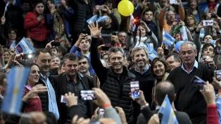 """Macri negó una reforma previsional y atribuyó la versión """"a la campaña del miedo"""" del kirchnerismo"""
