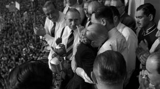"Matías Méndez: ""Perón entendió la importancia de la imagen al gobernar"""