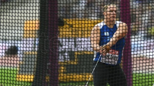 Dahlgren, mucho más que una atleta olímpica