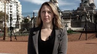 """Para Myriam Bregman, el desafío de la izquierda """"es construir una oposición real"""" en la ciudad"""