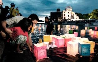 Japón conmemora el 72 aniversario de Hiroshima
