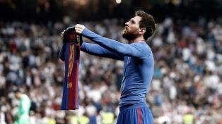 Messi está a tres goles de los 600 en Barcelona
